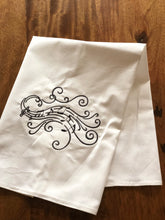 Load image into Gallery viewer, Treble Clef Music Towel