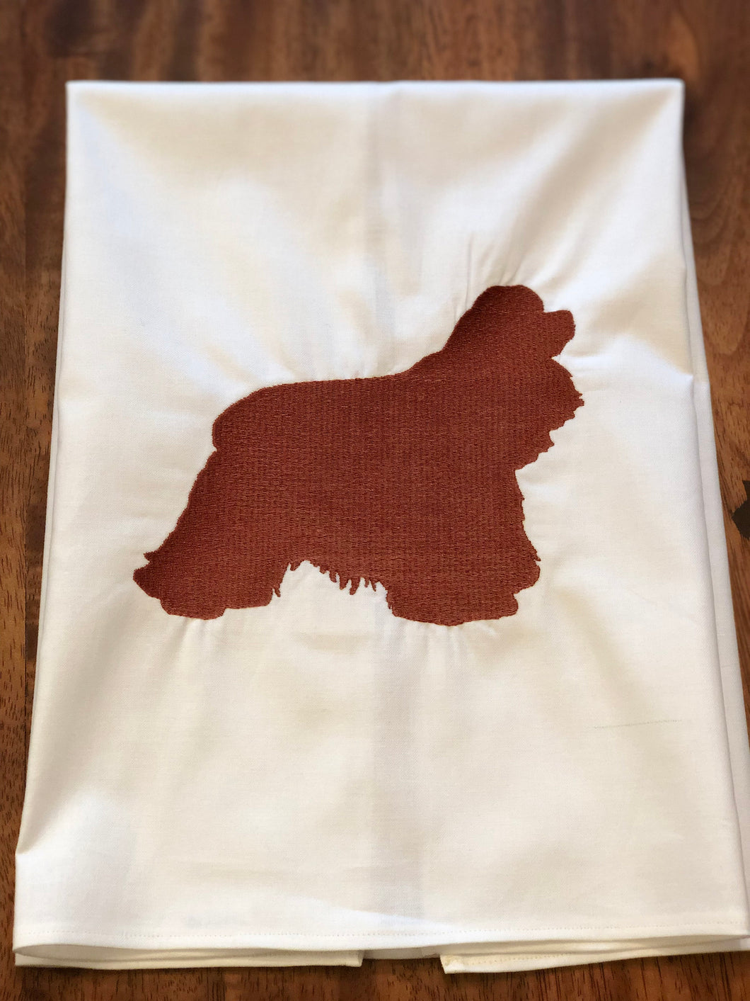 King Charles Cavalier Spaniel Dog Towel
