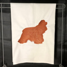 Load image into Gallery viewer, King Charles Cavalier Spaniel Dog Towel