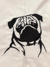 Load image into Gallery viewer, Pug Dog Towel
