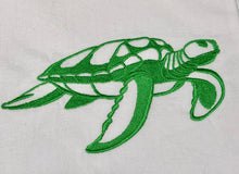 Load image into Gallery viewer, Sea Turtle Ocean Towel