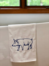 Load image into Gallery viewer, Pig Farm Country Animal Towel