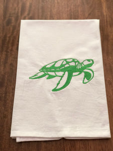 Sea Turtle Ocean Towel