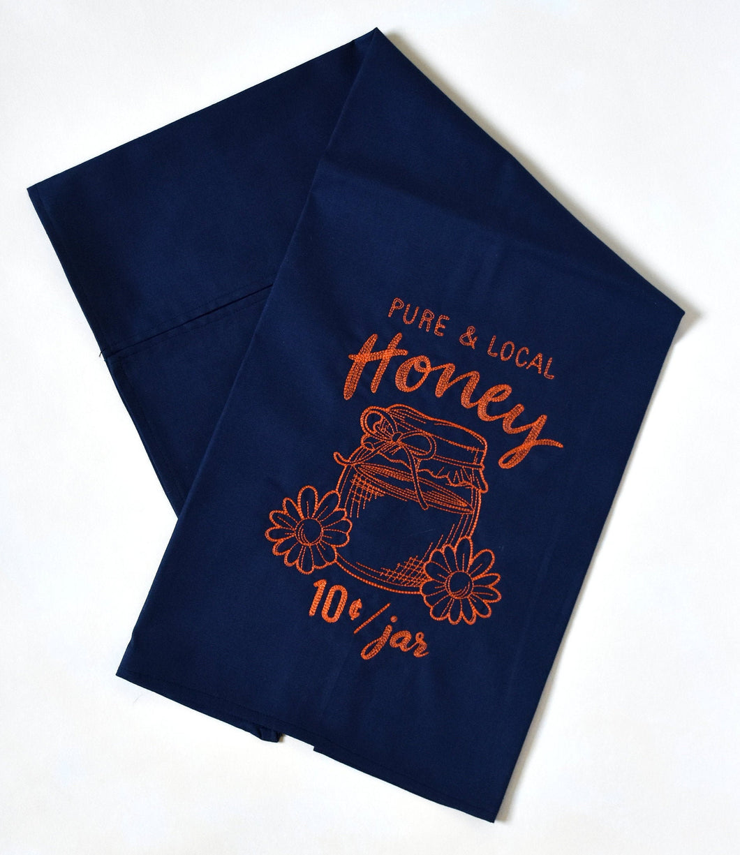 Farmers Market Honey Towel