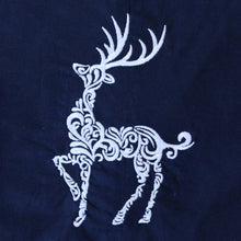 Load image into Gallery viewer, Elegant Reindeer Christmas Winter Holiday Towel