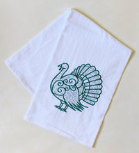 Load image into Gallery viewer, Thanksgiving Turkey Fall Holiday Towel