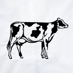 Cow Farm Country Towel