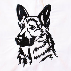 German Shepherd Dog Towel