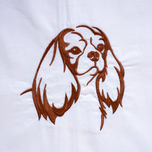 Load image into Gallery viewer, King Charles Spaniel Towel