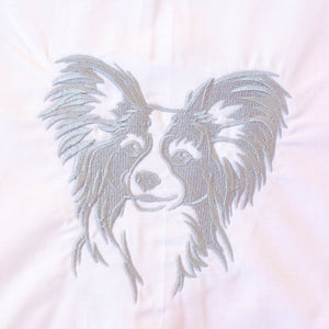 Papillon Dog Towel