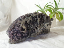 Load image into Gallery viewer, Huge Grape Agate crystal specimen!