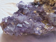 Load image into Gallery viewer, Stunning Fluorite and Muscovite Crystal Specimen