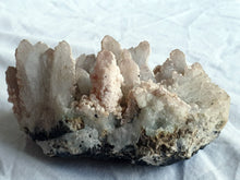 Load image into Gallery viewer, Gorgeous natural Rhodochrosite and Quartz crystal specimen