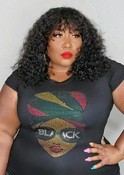 BLACK girl magic Tshirt