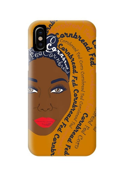 She's Cornbread Fed iPhone Case