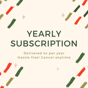 Yearly Subscription - ZHERO BOX