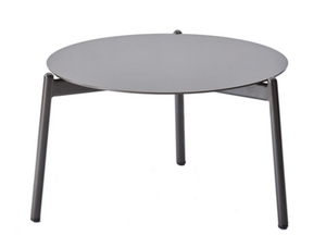 DONUT ROUND COFFEE TABLE - Medium - LIGHT GREY