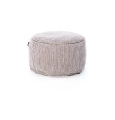 Load image into Gallery viewer, Pouffes - Round Ø 70 cm Plum