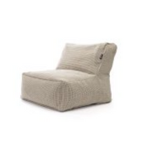 Load image into Gallery viewer, Pouffes - Seat 75 cm x 75 cm - Beige