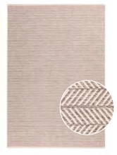 Load image into Gallery viewer, Monaco Carpet (R)- 230 x 330 cm - Taupe