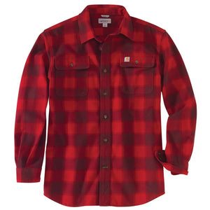 Carhartt Hubbard Flannel Long Sleeve Shirt