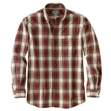 Load image into Gallery viewer, Carhartt Essential Plaid Button Down Long Sleeve Shirt