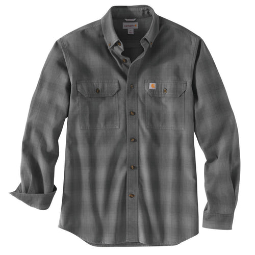 Carhartt Fort Plaid Long Sleeve Shirt