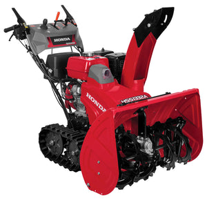 Honda HSS1332ATD Snow Blower Track & Electric Start