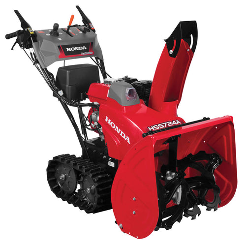 Honda HSS724ATD Snow blower [Track & Electric Start]