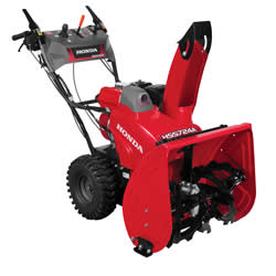 Honda HSS724AW Snow Blower [Wheel & Recoil]