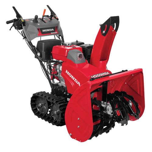 Honda HSS928ATD Snow Blower [Track & Electric Start]
