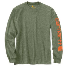 Load image into Gallery viewer, Carhartt Signature Sleeve Logo Long Sleeve T Shirt