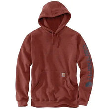Load image into Gallery viewer, Carhartt Signature Logo Medium Weight Hoodie