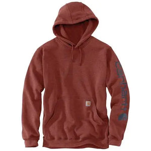 Carhartt Signature Logo Medium Weight Hoodie
