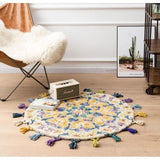 Valdis - Modern Wool Handmade Carpet - Silky decor