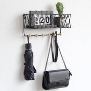 Shilin - Wall Mount Hanging Organizer - Silky decor