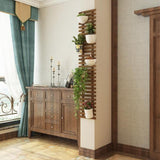 Vase - Wall Hanging Flower Pot Shelf