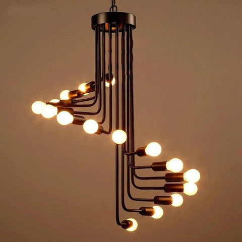 Kady - Modern LED Nordic Dining Chandelier - Silky decor