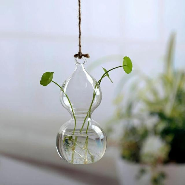 Jing - Hydroponic Hanging Flower Pot