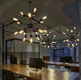 Modern Vintage Ceiling Light