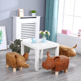 Creative Kids Animal Stool - Silky decor