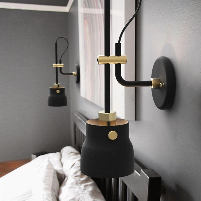 Modern Nordic Bedside Lamp - Silky decor