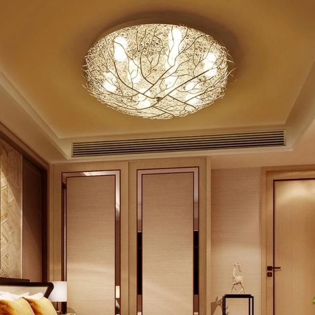 Nia - Modern LED Ceiling Light - Silky decor