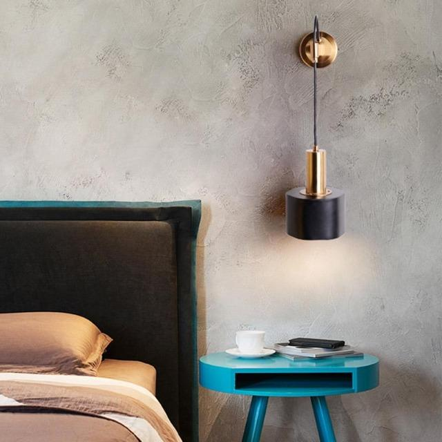 Penelope- Nordic Dimmable Bedside Sconce - Silky decor