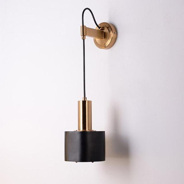 Penelope- Nordic Dimmable Bedside Sconce