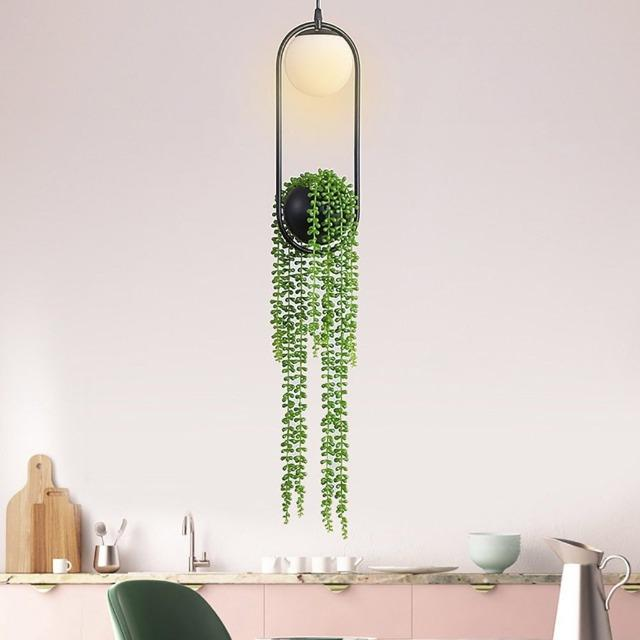 Chiara - Chandelier Hanging Planter