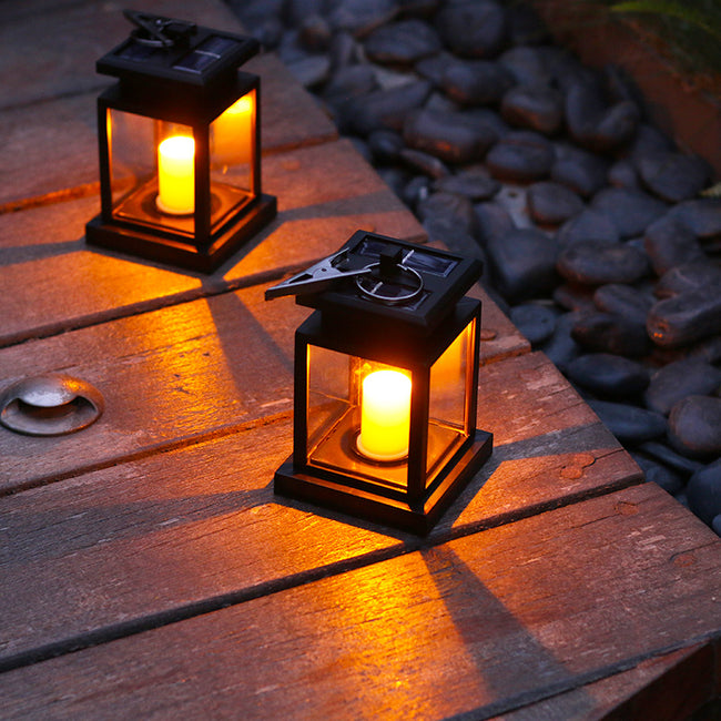 Outdoor Lantern Light