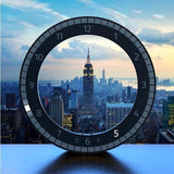 Madeleine - USB LED Digital Wall Clock - Silky decor
