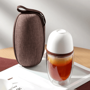 Ifeoma - Creative Portable Ceramic Tea Set