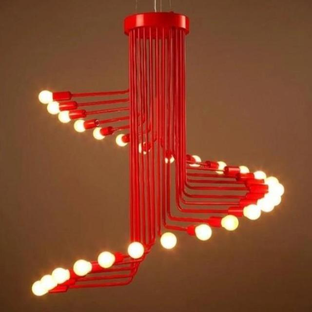 Kady - Modern LED Nordic Dining Chandelier